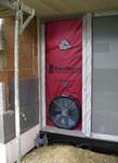 Blower Door Messung Bayern